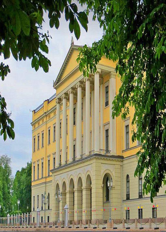 قصر أوسلو الملكي