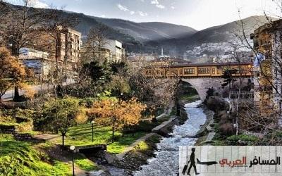 السياحة في بورصة التركية