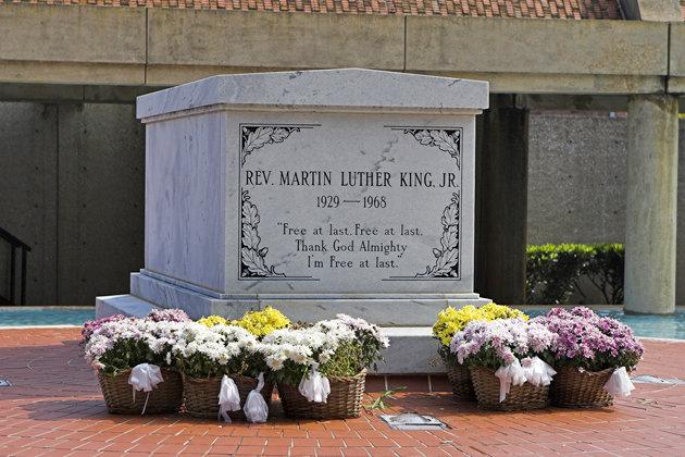 الموقع التاريخي القومي لمارتن لوثر كينج