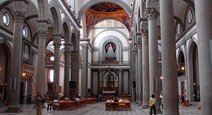 كنيسة القديس لورينزو