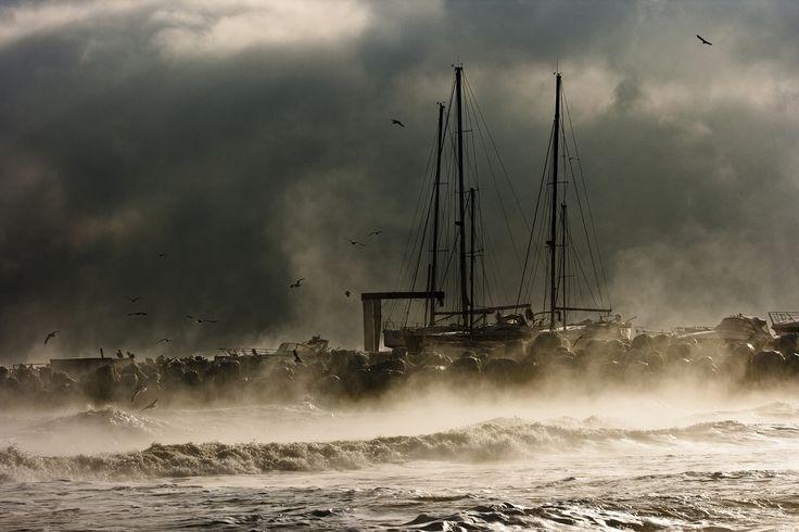 ظاهرة ضباب البحر الأسود