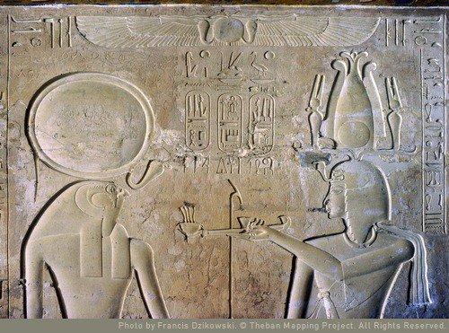 مقبرة الملك سيتى الثانى