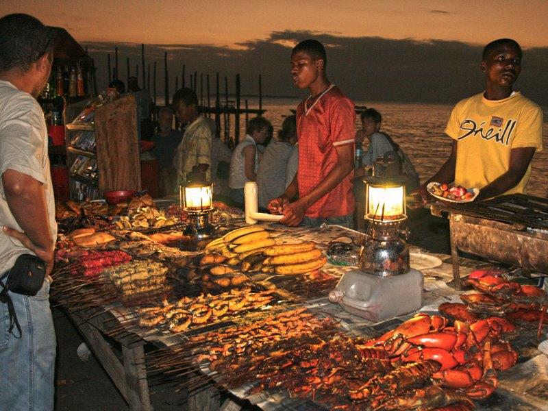 السوق الليلى