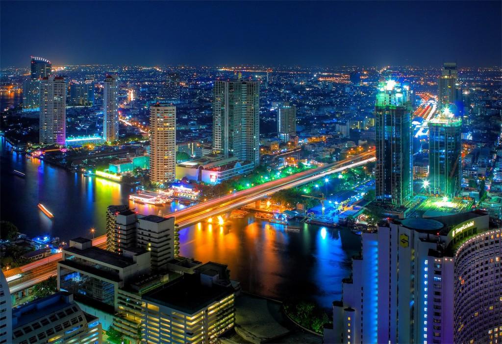 مدينة بانكوك