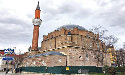 مسجد بنيا باشى