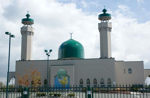 مسجد فى ولاية كنتاكى