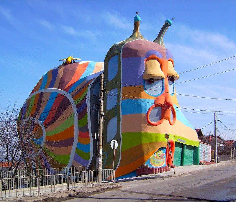 snail-house