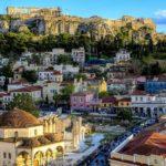 اثينا اليونان مدينة الجمال والثقافة والتاريخ العريق