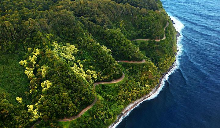 طبيعة هاواي 5