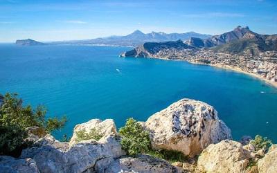 شواطئ إسبانيا