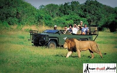السياحة في جنوب افريقيا