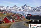السياحة في جرينلاند