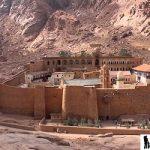 تقرير عن دير سانت كاترين احد معالم جذب السياحة في مصر