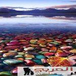 صور بحيرات ملونة رائعة في مختلف انحاء العالم عليك زيارتها
