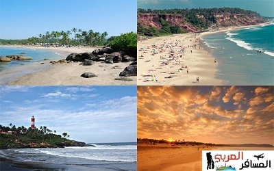 الشواطئ في الهند