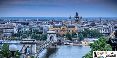 السياحة في بودابست هنغاريا