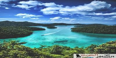 جزر منعزلة