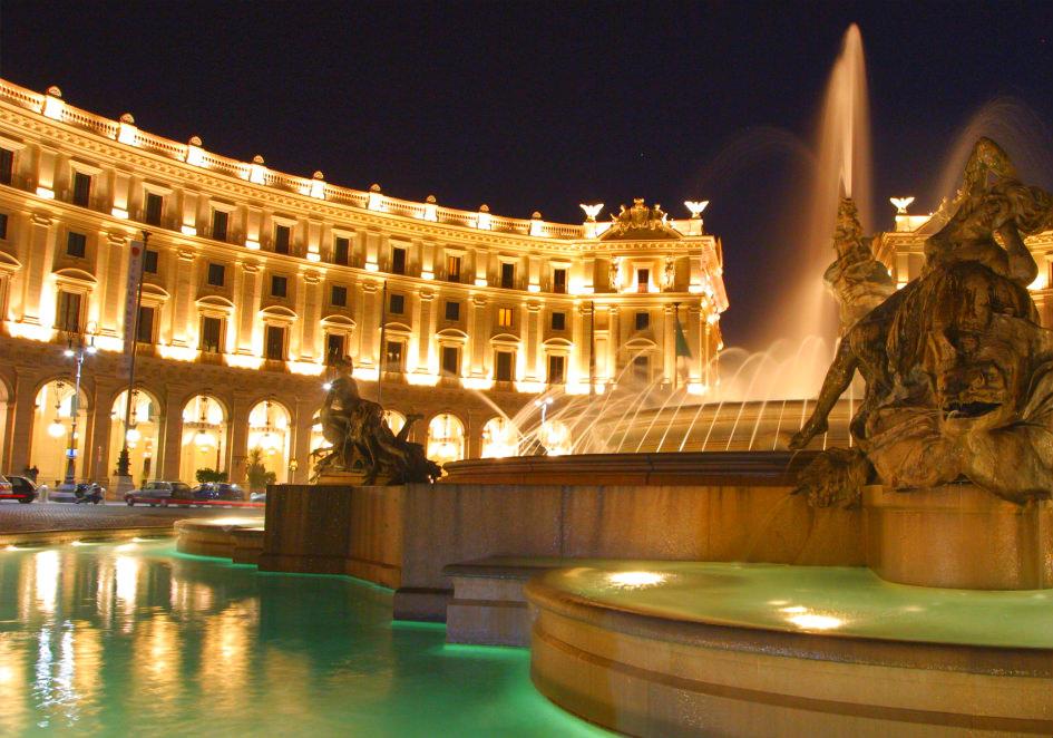 Warmth Hotel Roma