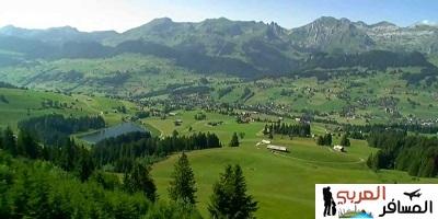 اماكن سياحية في سويسرا