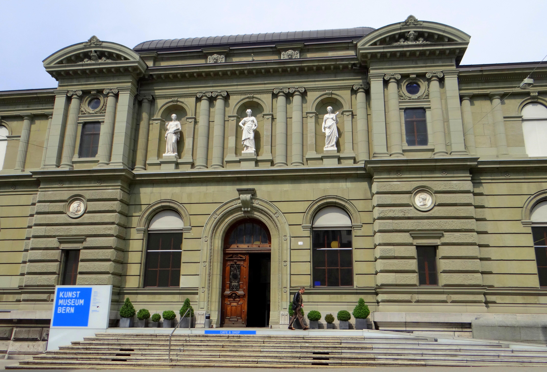 متحف الفنون في برن، سويسرا