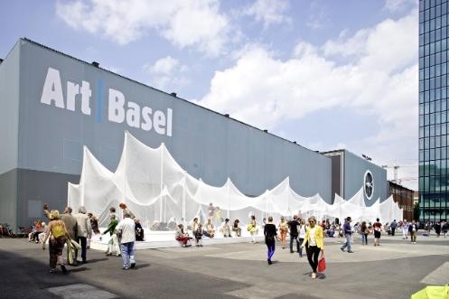متحف Art Basel Messe Basel