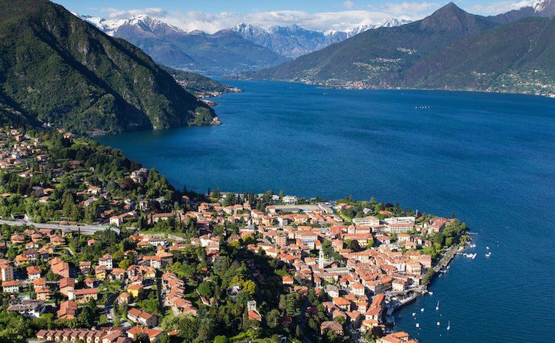 بحيرات إيطاليا