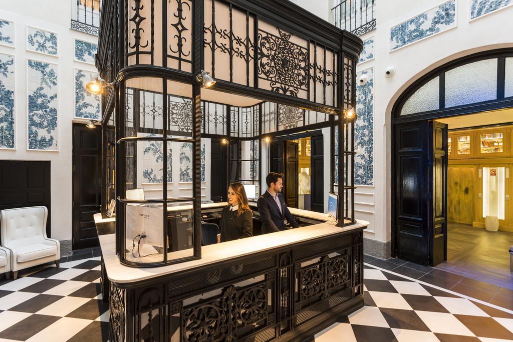 for Design boutique hotel madrid