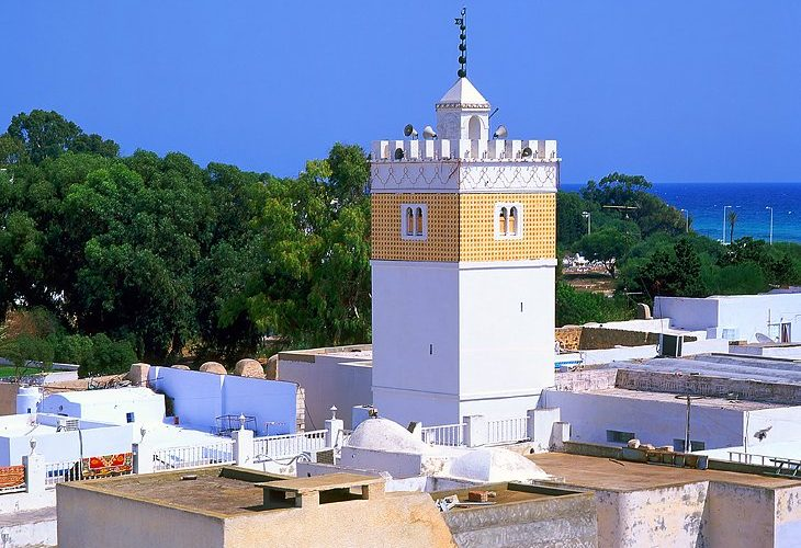 السياحة في الحمامات تونس وأجمل الأماكن السياحية هناك المسافر العربي