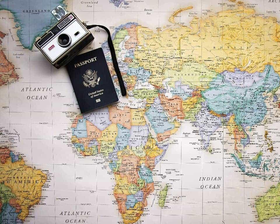 عند السفر